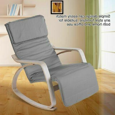 Modern Office Comfortable Lounge Adjustable Relax Chair