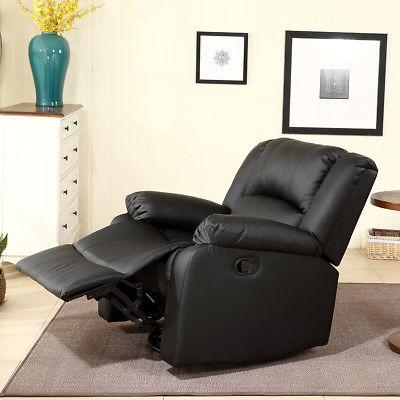 new recliner and rocking swivel chair leather