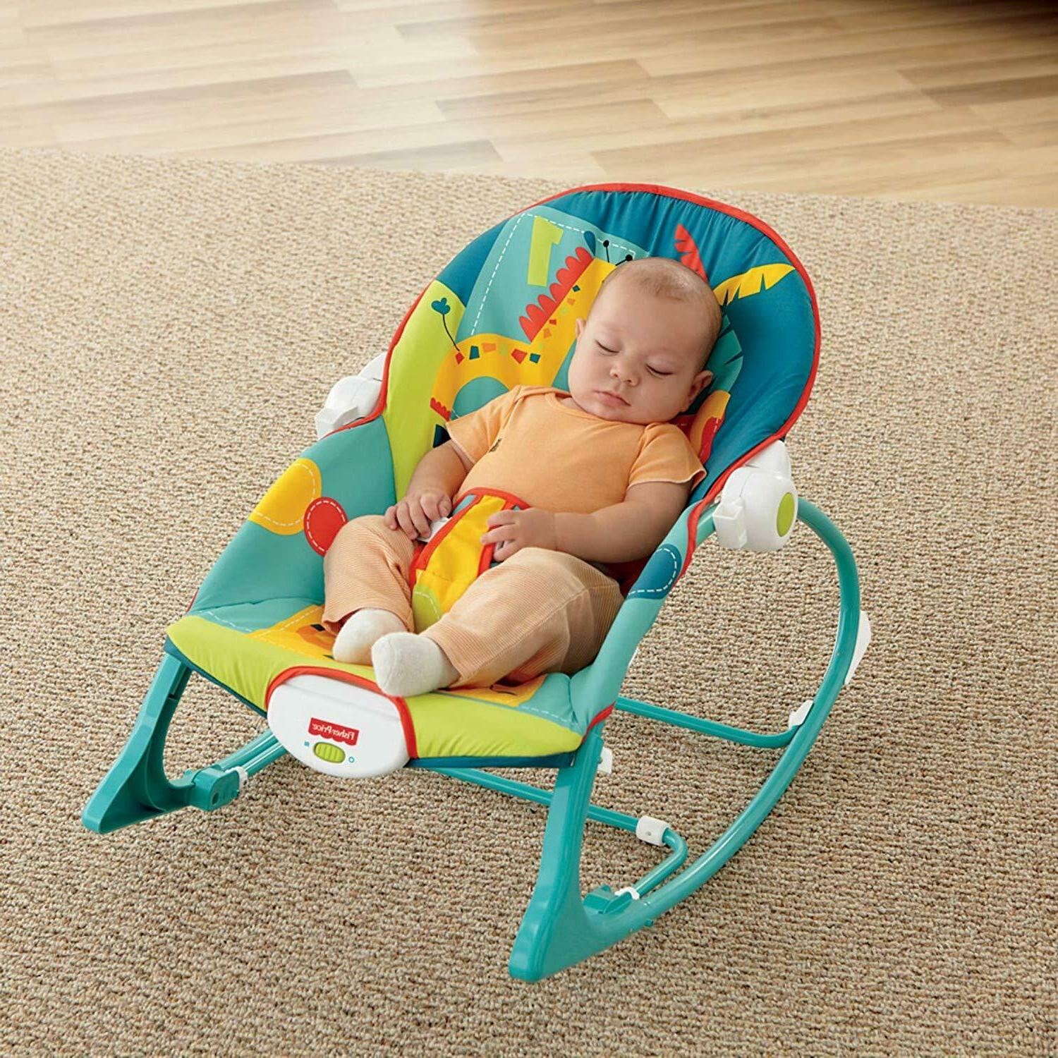 Baby Newborn Infant Toddler Swing Bouncer Boy Girl