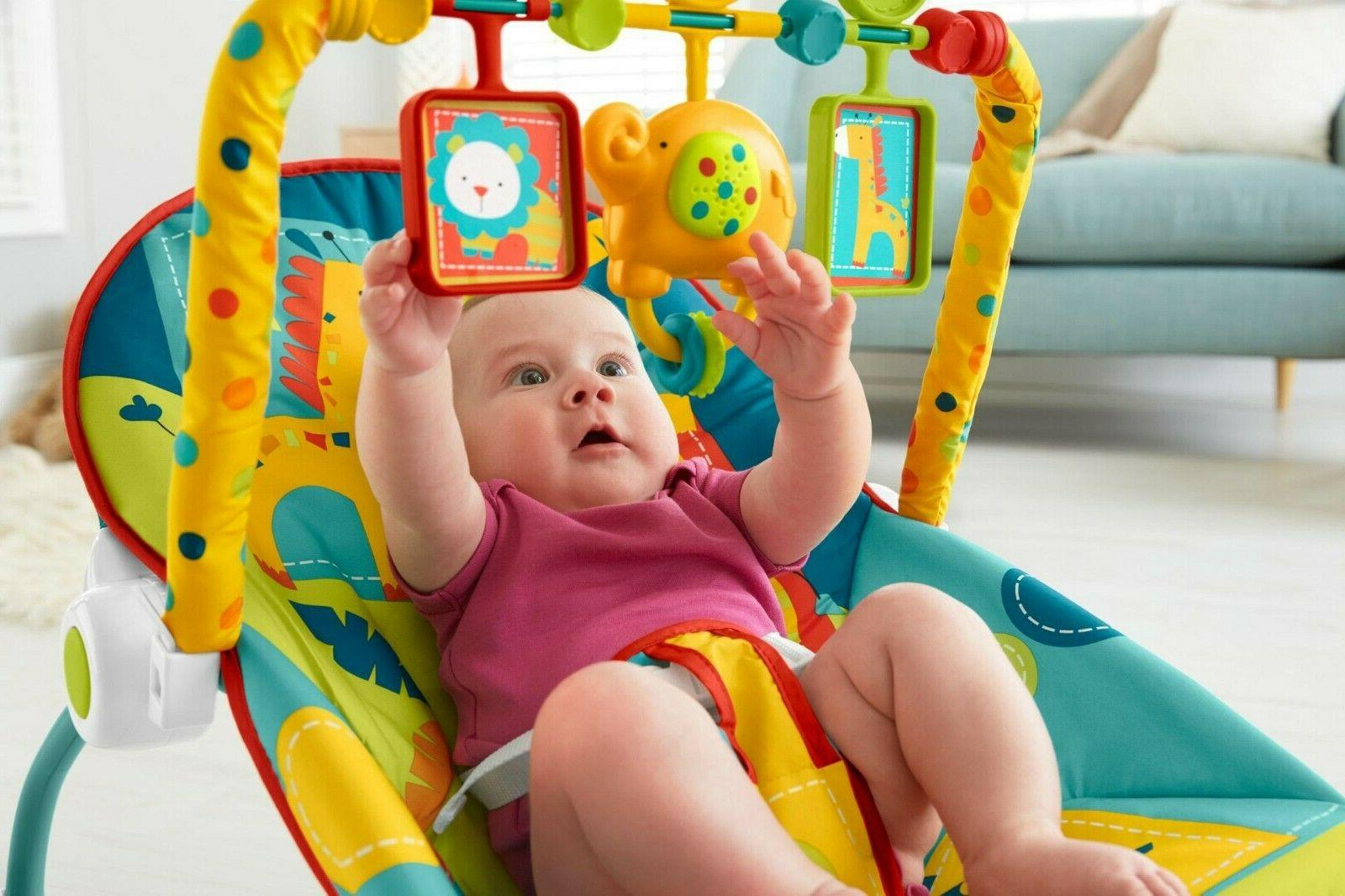 Baby Infant Toddler Rocking Swing