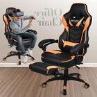 office gaming chair racing computer desk seat