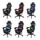 Office Gaming Racing Chair High Back Ergonomic Recliner Buck