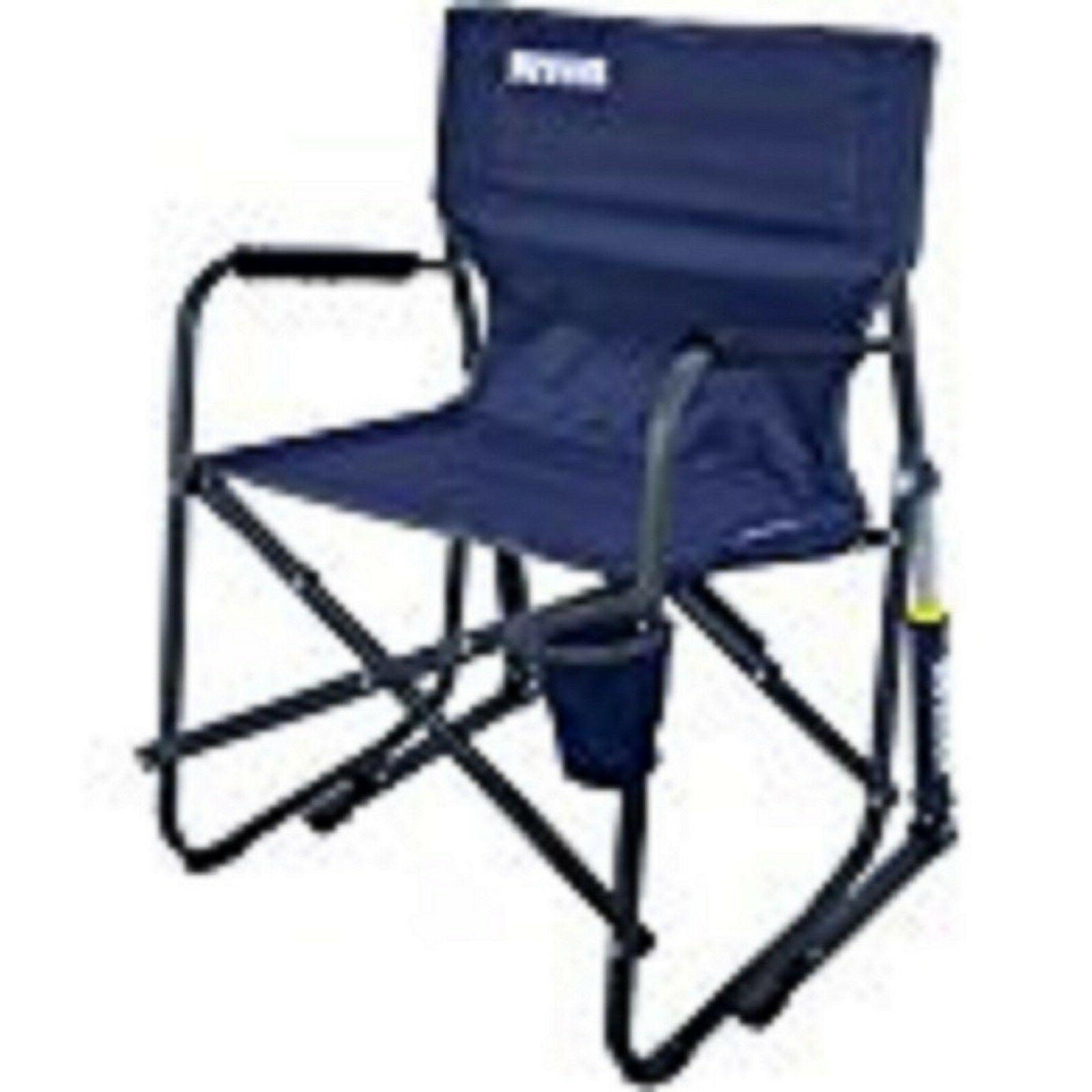 Outdoor Freestyle Rocker Cup Holder Chair