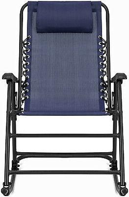Outdoor Swimming Pool Foldable Zero Recliner -