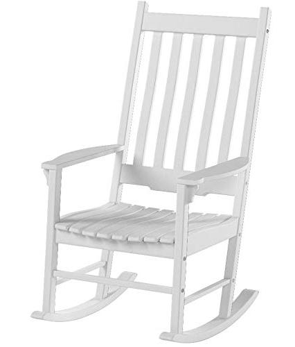 Merry Porch Rocker/Rocking Chair Acacia Wood