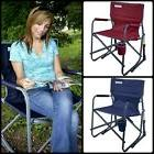 Portable Folding Rocking Chair Outdoor Camping Lawn Garden F