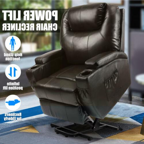 power lift chair armchair real