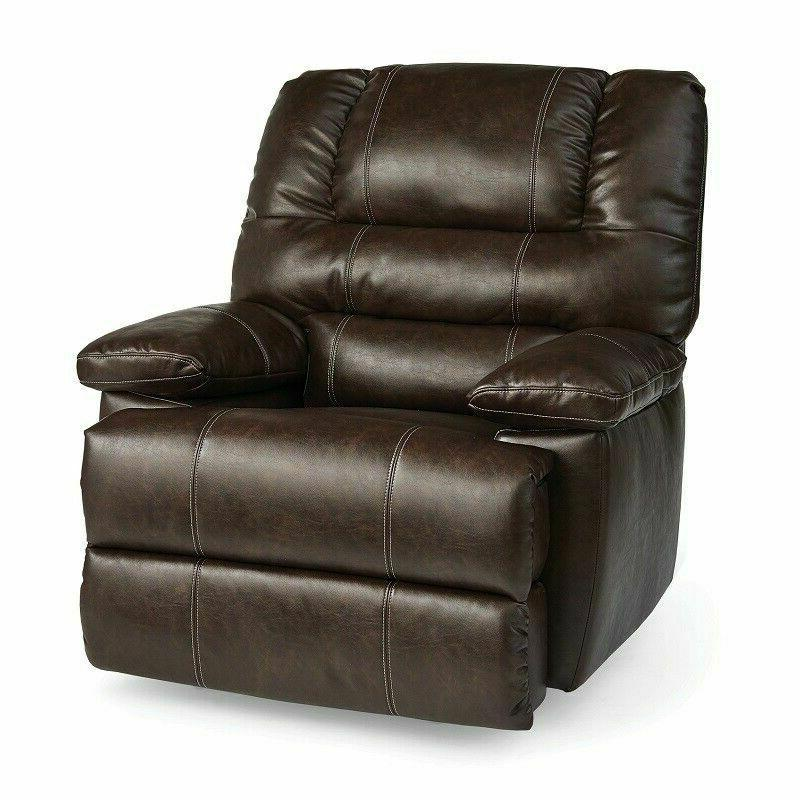 Recliner Chair Seat TV Chairs Storage Arms