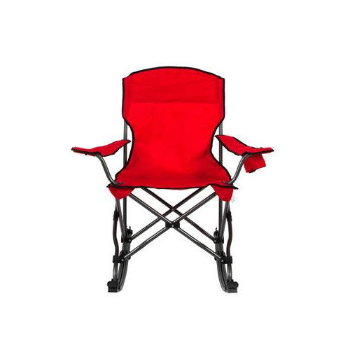 Mac Sports Red Foldable Chair