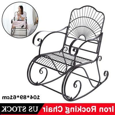relax rocking chair porch leisure rocker patio