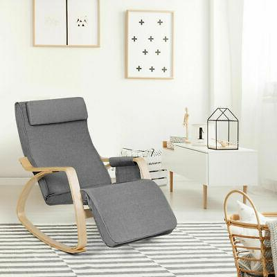 Comfortable Chair Room Lounge Chair Relaxing Rocker