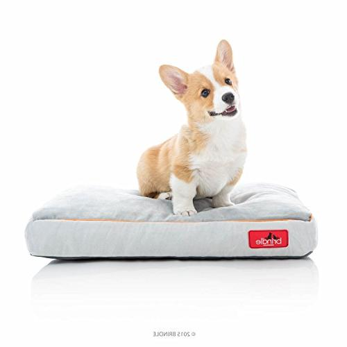 soft memory foam dog bed