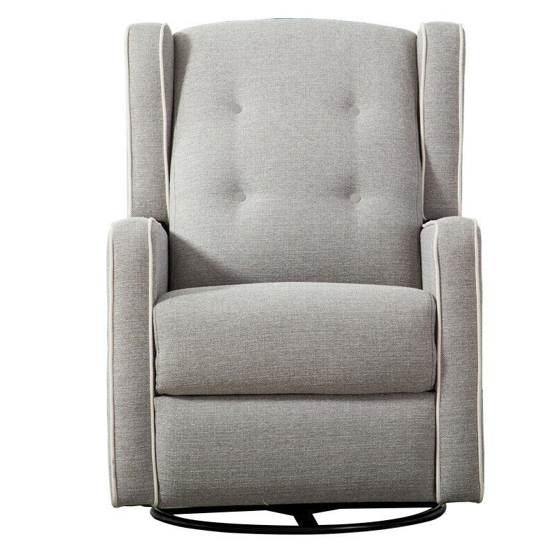 Swivel Recliner Chair Rocking