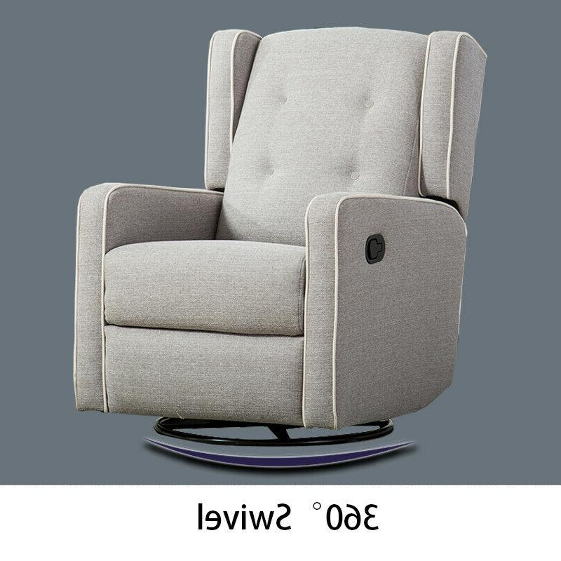 Swivel Chair Modern Lounge Sofa Living