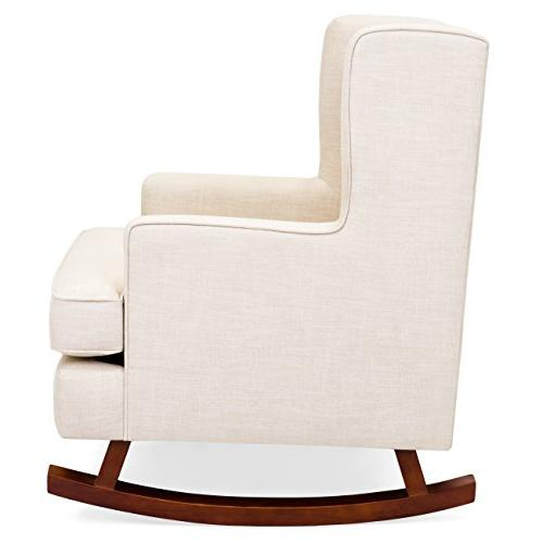 Best Upholstered Wingback w/Wood