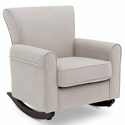 Delta Children Lancaster Rocking Chair Featuring Live Smart