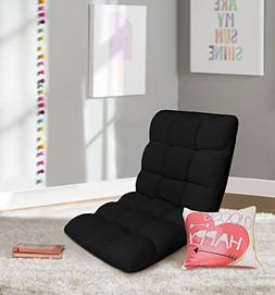 Chic Home FRC2747-AN RC64-26BK-N1-WT Lounge Adjustable Recli