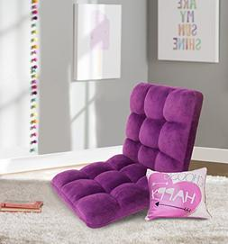 Chic Home FRC2741-AN RC64-26PL-N1-WT Lounge Adjustable Recli