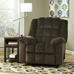 Ashley Furniture Ludden Rocker Recliner Cocoa