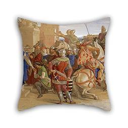 Artistdecor Oil Painting William Dyce - Piety- The Knights O