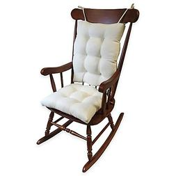 Klear Vu Omega Extra-Large 2-Piece Rocking Chair Pad Set wit