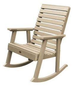 Outdoor Weatherly Rocking Chair