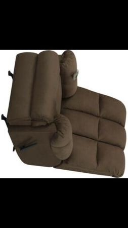 Padded Massage Recliner