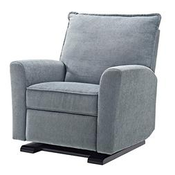 Baby Relax Raleigh Gliding Recliner - Gray