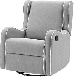 Recliner Glider Chair For Nursery Swivel Gliding Baby Furnit
