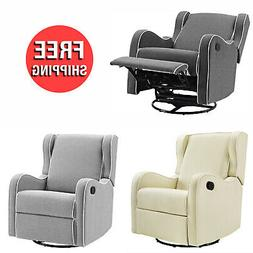 Recliner Swivel Couch Baby Rocker Rocking Chair Nursery Home