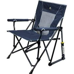 GCI Outdoor Roadtrip Rocker Rocking Chair, Midnight Sports ""