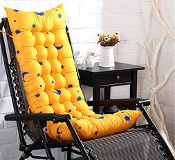 DADAO Rocking Chair Cushions Outdoor Chair Cushions for The