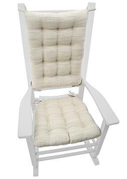 Barnett Products Rocking Chair Cushions - Brisbane Mist - Ex
