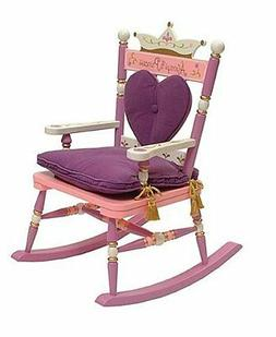 Levels of Discovery Royal Princess Childrens Rocking Chair