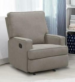 Baby Relax Salma Rocking Recliner Chair, Taupe