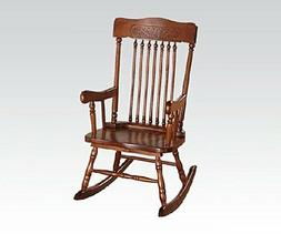 Tobacco Youth Rocking Chair by Acme Furniture