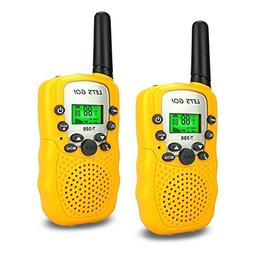 Toys for 3-12 Year Old Boys, DIMY Walkie Talkies for Kids To