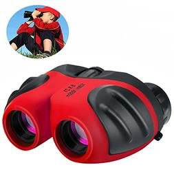 TOPTOY Gifts for 3-12 Year Old Boys, Compact Binoculars for