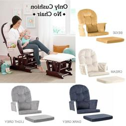 5pcs Glider Rocking Chair & Ottoman Baby Nursery Replacement