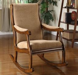 wood rocking chair wooden rocker sturdy chairs