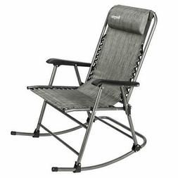 Zero Gravity Rocking Chair Beach Reclining Folding Chairs fo